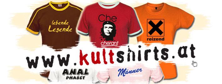kultshirts.at Logo